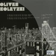 Back View : Oliver Koletzki - GROSSSTADTMAERCHEN 2 PART 2 (LP) - Stil Vor Talent / SVT080