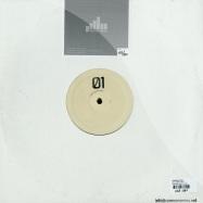 Back View : Common Series - CS 01 (VINYL ONLY) - Common Series LTD / CS01
