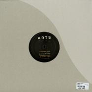 Back View : Samuel L Session - TAPE EP - Arts / ARTS002
