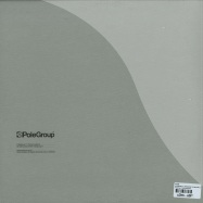 Back View : Exium - A SENSIBLE ALTERNATIVE TO EMOTION REMIXES - PoleGroup / POLEGROUP025