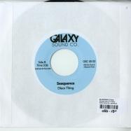 Back View : Blackcash & Theo - GALAXY VOL.3 (7 INCH) - Galaxy Sound Co. / GSC45003