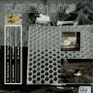 Back View : Florida Boys - STARSHIP GROUPIES EP (VINYL ONLY) - Atomium Records / Atomium003