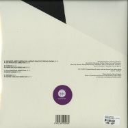 Back View : Francesco Tristano - SURFACE TENSION (FEAT. 4 TRACKS BY DERRICK MAY)(2X12 INCH LP,180 G VINYL) - Transmat Records / MS92LP
