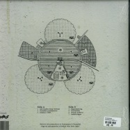 Back View : Motormannen - INFORMATIONSTECHNO - Lamour Records / LAMOUR053VIN