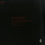 Back View : Various Artists - MINIMAL SIGNALS III - Oraculo Records / DMR02