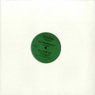 Back View : DJ MoReese - PULSAR EP - Intangible Records and Soundworks / INT-528