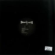 Back View : Lazarus - THE MAGIC BLADE - Shaw Cuts / SC008