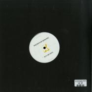Back View : Politics Of Dancing / Chris Stussy / Sun Archive - POLITICS OF DANCING X CHRIS STUSSY & SUN ARCHIVE - P.O.D Cross / PODCROSS 004