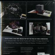 Back View : Star Trek - 50 ANNIVERSARY-TV SERIES SOUNDTRACKS INCL.BOOK (2LP) - Zyx Music / ZYX 21112-1D