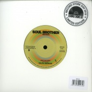 Back View : Sharon Ridley / Ralph Graham - WHERE DID YOU LEARN...(LTD 7 INCH, RSD 2019) - Soul Brother / SB7035