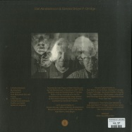 Back View : Carl Abrahamsson & Genesis Breyer P-Orridge - LOYALTY DOES NOT END WITH DEATH (LP) - Ideal / iDEAL187