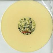Back View : The Clash - GUNS FROM BRIXTON (LTD SKULL COLOURED LP) - Coda Records / CRLVNY010