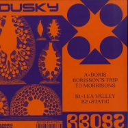 Back View : Dusky - LIFE SIGNS VOL. 1 - Running Back / RB082