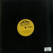 Back View : Various Artists - WORM HOLE BATTLE EP (VINYL ONLY) - Antam Records / ANTAM004