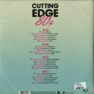 Back View : Various Artists - CUTTING EDGE 80S (2LP) - Sony Music / 88985431271