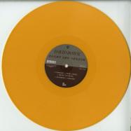 Back View : David Bowie - UNDER THE DOME (YELLOW LP) - Roxborough / ROXMB004-C