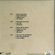 Back View : Michael Schulte - HIGHS & LOWS (LTD 2LP) - Very Us Records / 7771752VUM