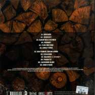 Back View : Brous One & Dennis Da Menace - GOURMET (LP) - Vindig / VINDIG370