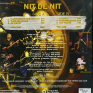 Back View : Partisans - NIT DE NIT (180G LP + MP3) - Whirlwind / WR4738LP / 05177091