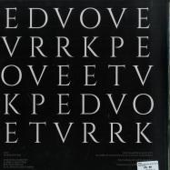 Back View : SNTS - EVOKED RVPTVRE (WHITE 180G VINYL) - SNTS / SNTS014
