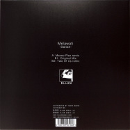 Back View : Melawati - DALIAH (INC MACEO PLEX AND TALE OF US REMIXES) - Ellum Audio / ELL062