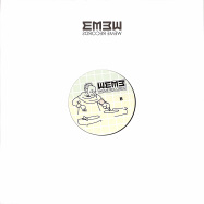 Back View : CN - MORE OBSCURE RESEARCH EP - WeMe Records / WeMe313.31