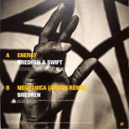 Back View : Bredren & Swift - ENERGY / MECHANICA (GOLD 180G VINYL) - Demand Records / DMND037