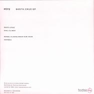 Back View : Putz - SANTA CRUZ EP - B-O-D-I-E-S / BODIES010