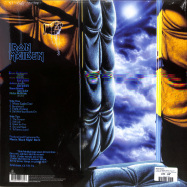 Back View : Iron Maiden - PIECE OF MIND (Black Vinyl 2LP) - Parlophone Label Group (plg) / 2564624882