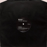 Back View : MDD - CONSUME + IMPOSE EP (WHITE VINYL) - Pure Hate Trax / PH003