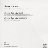Back View : Mr Negative - BETTER THAN YOU - Fine Rec  / FOR1064 6