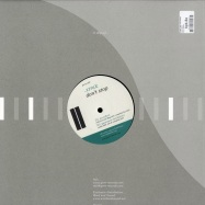 Back View : Xtrak (aka Todd Sines) - DONT STOP - Yore Records / YRE007