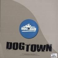 Back View : Einmusik - K5000 / EHRFURCHT - Dogtown / Dogtown007