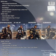 Back View : Jagged Edge - JAGGED LITTLE THRILL (2X12INCH LP) - Columbia / COL5033441