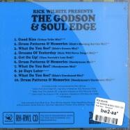 Back View : Rick Wilhite - THE GODSON & SOUL EDGE (CD) - Rush Hour / RH-rw1cd