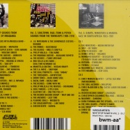 Back View : Various Artists - NEXT STOP SOWETO VOL 1 - 3 LTD BOX (3CD) - Strut074CD / 330742