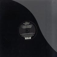 Back View : Joseph McGeechan & DJ Hi-Shock - SPLIT EP (CLEAR BLUE & GREEN 2x12) - Nachtstrom Schallplatten / nst030