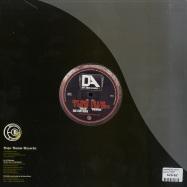 Back View : Dope Ammo & Tone Def / Erb N Dub & Deep Roots - ROLLIN (SUB ZERO REMIX) / INSOMNIA - Dope Ammo / da025