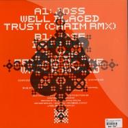 Back View : Joss - WELL PLACED TRUST (CHAIM REMIX) - Artreform / ARR001