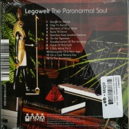 Back View : Legowelt - THE PARANORMAL SOUL (CD) - Clone Jack For Daze / CCD011