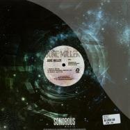 Back View : June Miller - BRAVE MAN - Sonorous / SM011