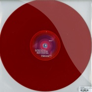 Back View : Dave Clarke - WISDOM TO THE WISE (RED 2) (RED VINYL) - Boys Noize / BNR102