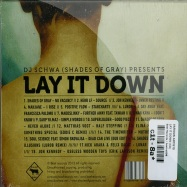 Back View : Various Artists - LAY IT DOWN (CD) - Beef Records / beefcd006