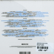 Back View : Defected in The House - IBIZA 2014 (3XCD) - Defected / ITH56CD
