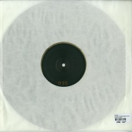 Back View : Tim Toh - TOURIST EP (CLEAR MARBLED VINYL) - Ornaments / ORN035