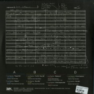 Back View : V/A (Ark & Pit Spector, Metaboman, Losoul, Dave Aju, The Mole) - TRIBUTE (2X12 INCH) - Ark Records / ARK001