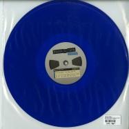 Back View : Kraak & Smaak - WAY BACK HOME EP (BLUE COLOURED VINYL) - Razor-N-Tape Reserve / RNTR010