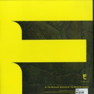 Back View : Leonardo - VOYAGE EP - Etheric Recordings / ETHRC 002