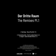 Back View : Der Dritte Raum - THE REMIXES PART 1 (FULLCOVER) - Harthouse / HHMA057