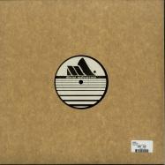 Back View : Kresy - SALER EP - Discos Malvarrosa / DMVR003